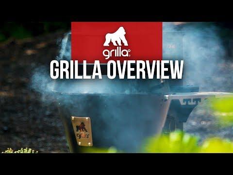 Grilla Wood Pellet Smoker Grill - Grilla Grills
