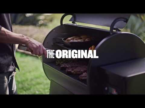 Traeger WiFIRE Pellet Grills - The Original Reinvented