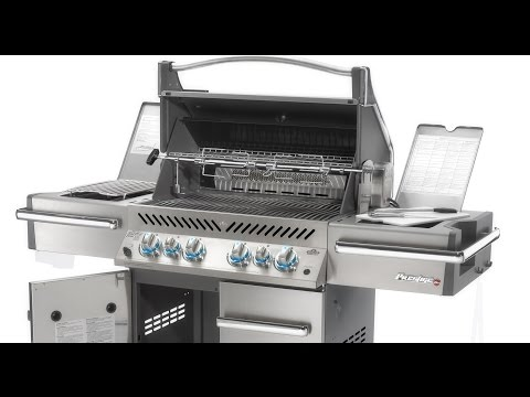 How a NAPOLEON Grill is made - BRANDMADE.TV