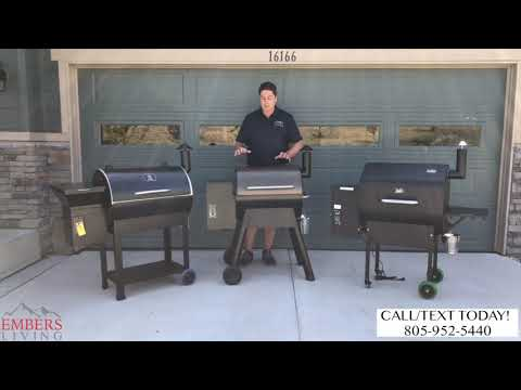 Green Mountain Grill vs Traeger Vs Z Grills. Which one is the best?