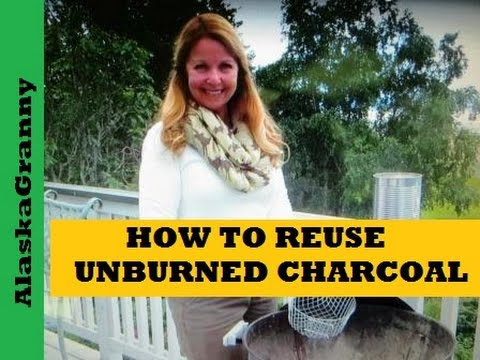 How To Reuse Unburned Charcoal For The Next Grilling- Get The Most Use From Charcoal