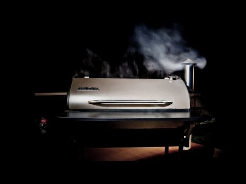 Traeger Texas Grill - Unboxing