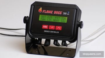Flame Boss 300 Review : A Sensible Alternative to the CyberQ