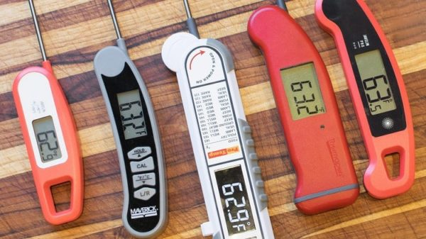 Best Instant-Read Thermometers