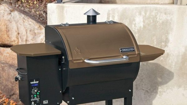 camp chef smokepro dlx pellet grill review | bbq queens