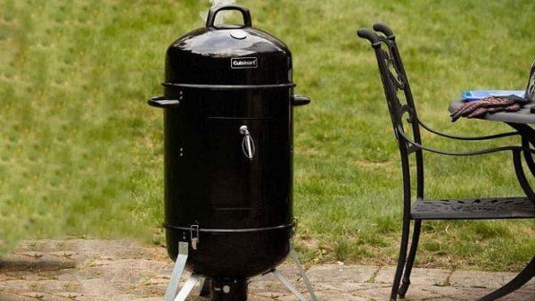 Charcoal-Smoker