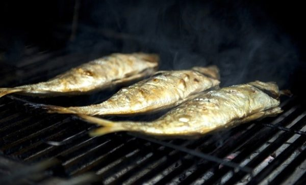 Fish-On-Grill