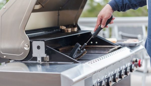 Getting your Grill Ready