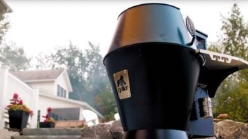 Grilla Wood Pellet Grill and Smoker Review