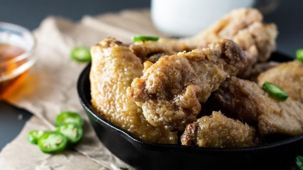 Honey-Serrano-Pepper-Chicken-Wings