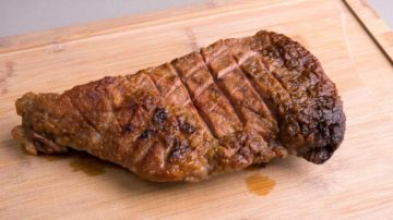 How to Make the Perfect Reverse Sear Tri Tip