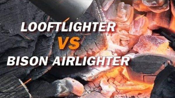 Looftlighter vs Bison Airlighter