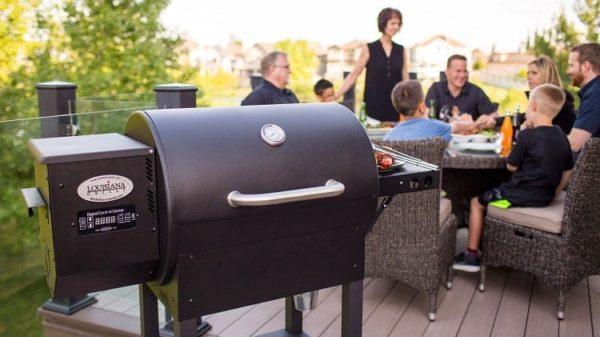 Louisiana-grills