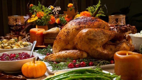 Maple Bourbon Brined Thanksgiving Turkey
