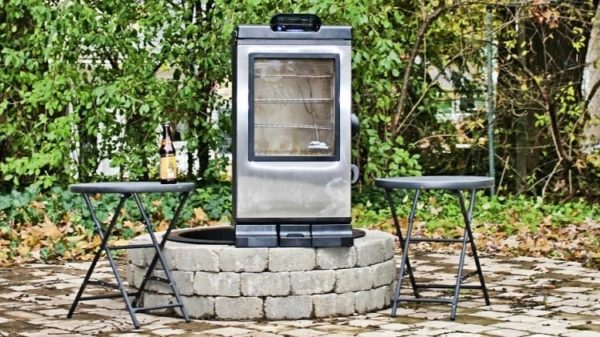 Masterbuilt ​40 Electric Smoker with Bluetooth