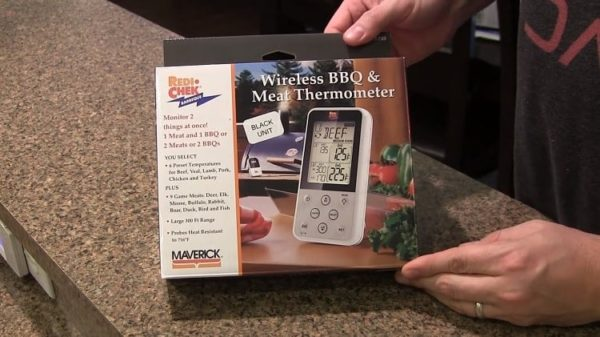 Maverick ET-733 Wireless BBQ Thermometer Review