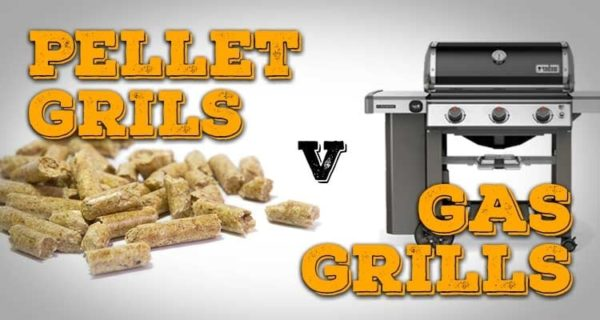 Pellet Grills vs Gas Grills - Which is the better