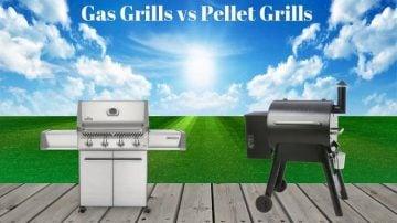 Pellet Grills vs. Gas Grills