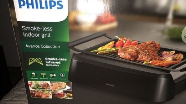 Philips Smokeless Indoor Grill Review