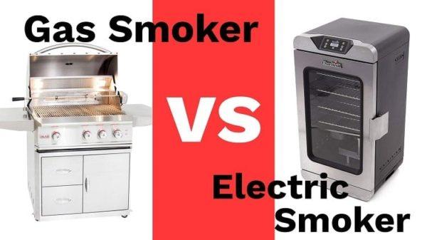 Propane vs Electric Smoker