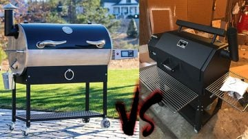 REC TEC Bull RT-700 vs Yoder YS640 Pellet Grill Comparison