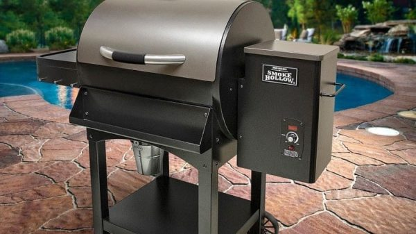 Smoke Hollow 2415PG Pellet Grill Reviews