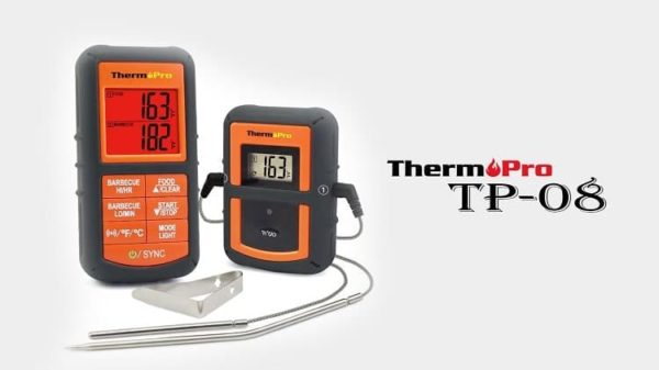 Thermopro tp20 wireless remote digital cooking food meat thermometer review