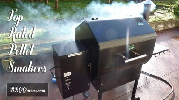 Top Rated Pellet Smokers