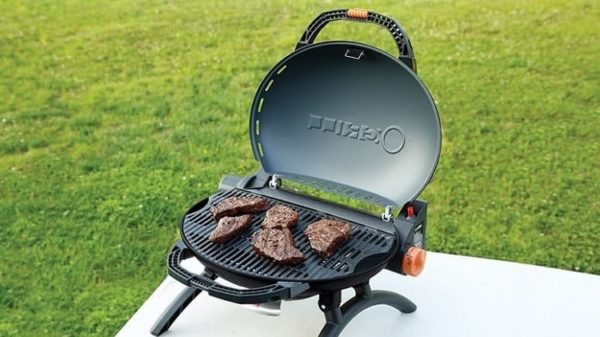 Using-Grill