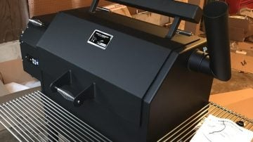 Yoder Smokers YS640S review