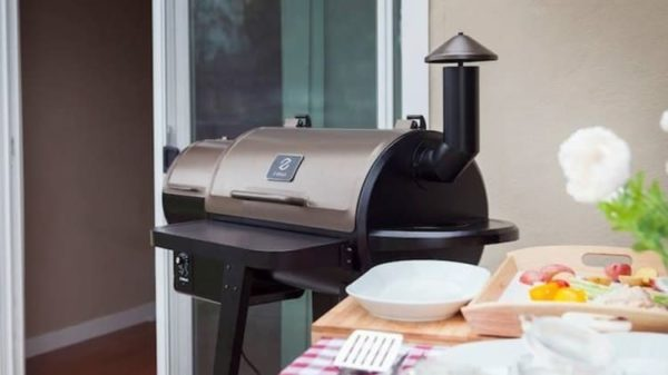 Z GRILLS Portable Party Wood Pellet BBQ Grill & Smoker Review